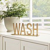 WASH Letters