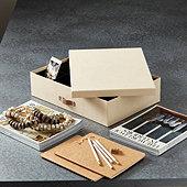 Elisa Storage Box with Dividers