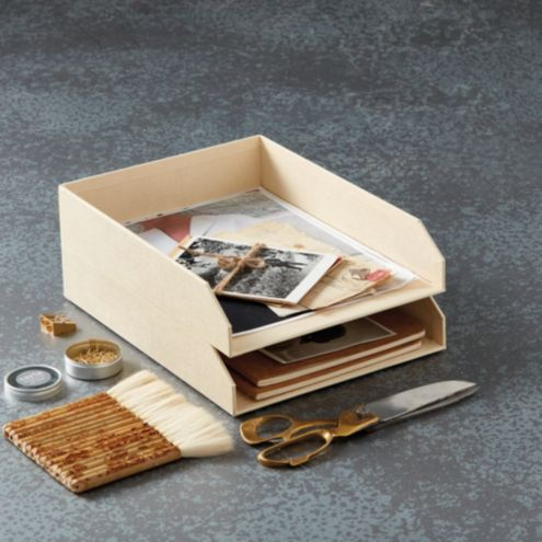 Elisa Office Letter Tray Set