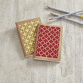 Lasercut Notebooks - Set of 2