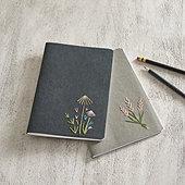 Floral Notebooks - Set of 2