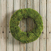 Preserved Mood Moss Wreath