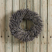 Preserved Lavender Wreath 20