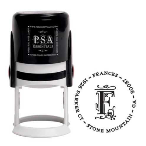 Frances Custom Stamp
