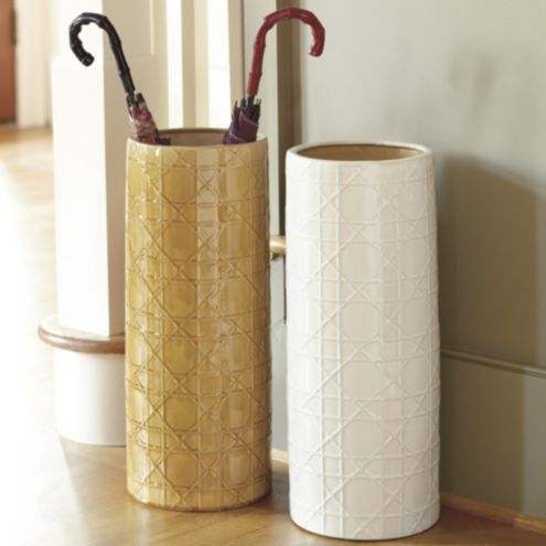 Gabriella Umbrella Stand Ballard Designs
