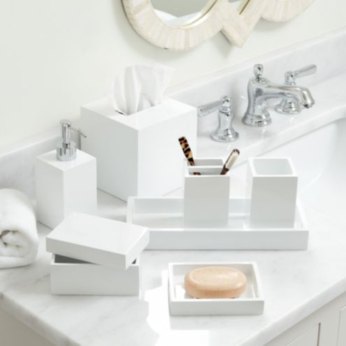Suzanne Kasler Malaga Bath Accessories