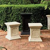 Classical Grecian Pedestals