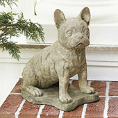 Mister French Stone Bulldog