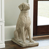 Stone Hunting Dog