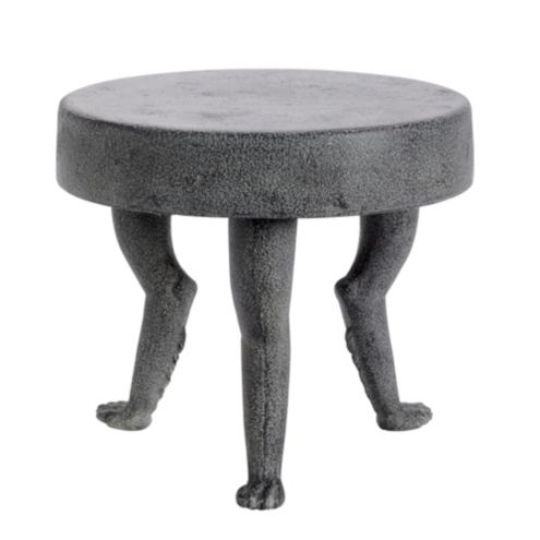 Miles Redd Small Round Paw Footed Stand
