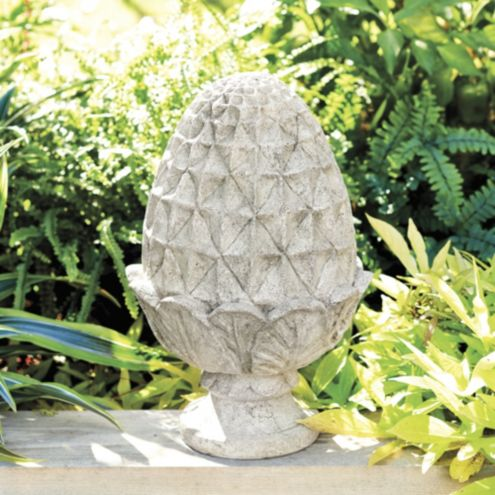 Outdoor Pineapple Finial