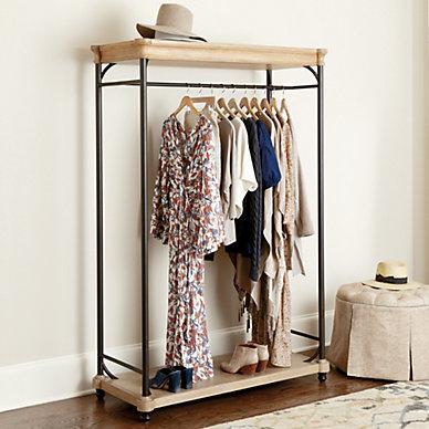 Closet Racks Small Storage