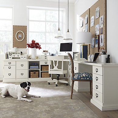 new style 5b021 acfc8 Home Office Furniture | Ballard Designs | Ballard Designs