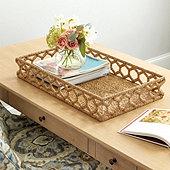 Honeycomb Woven Tray