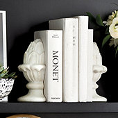 Artichoke Bookends - Set of 2