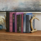 Antler Bookends - Set of 2