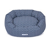 Gus Oval Bolster Bed