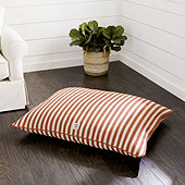 Vintage Stripe Pet Bed