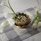 Lotus Floral Frog