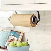 Artichoke Under Cabinet Paper Towel Holder