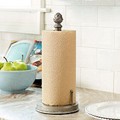 Artichoke Countertop Paper Towel Holder