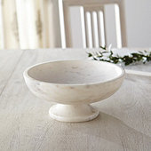 Hudson Pedestal Bowl