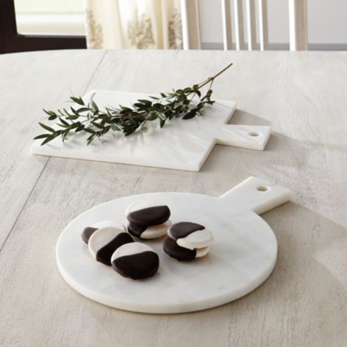 Hudson Marble Serving Board Collection