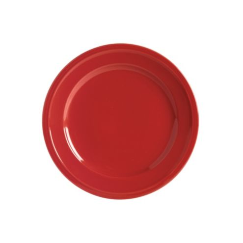 Brigitte Salad Plates - Set of 4 Red