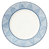 Bunny Williams Campbell House Dinner Plates -  Set of 4