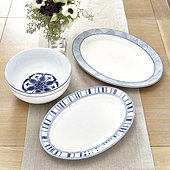 Bunny Williams Campbell House Serveware