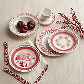 Jacqueline Dinnerware Collection