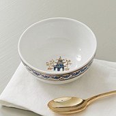 Ming Rice Bowl - Set of 4
