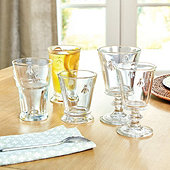 Bee Glassware Collection