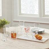 St. Tropez Glassware