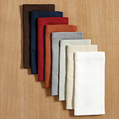 Marseille Linen Napkins - Set of 4 Select Color