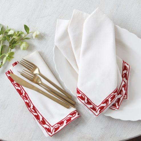 Heidi Napkins - Set of 4