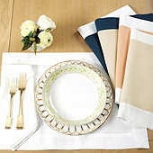 Bunny Williams Banded Placemat - Set of 4