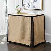 Paneled Rectangular Tablecloth
