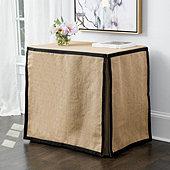 Paneled Rectangular Tablecloth