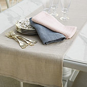 Nori Cotton Table Linens