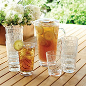 Bunny Williams Seeded Tumblers - Set of 4