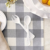 Cruz Melamine Salad Servers