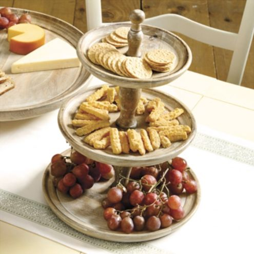 Jillian Serveware Collection