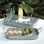 Hayden Nesting Trays - Set of 2