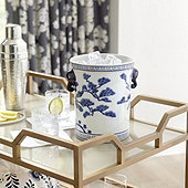 Chinoiserie Ice Bucket