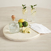 Hampton Marble & Wood Serving Board