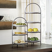 Tiered Plate Stand