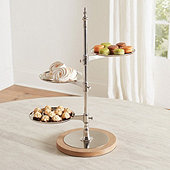 Patisserie 3-Plate Serving Stand