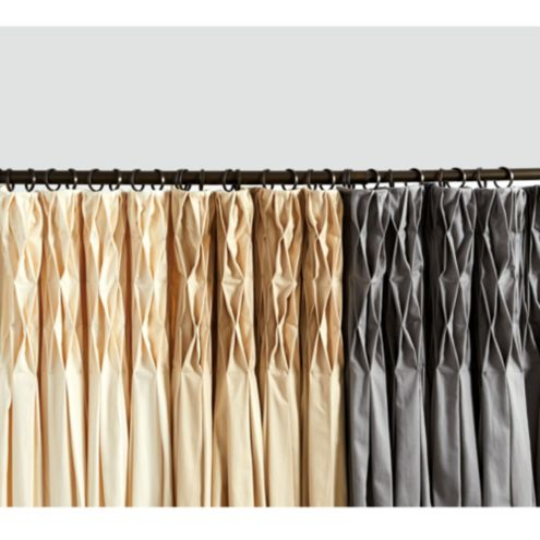 Surrey Pleated Panel - Limited Colors Khaki Twill