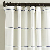 Bowen Striped Drapery Panel